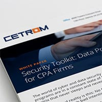 Security Toolkit: Data Protection Best Practices for CPA Firms