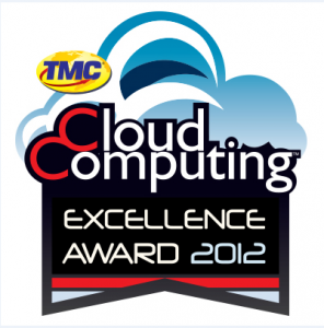 Cetrom Receives 2012 Cloud Computing Excellence Award