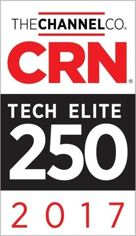Cetrom Named One of CRN's® 2017 Tech Elite Solution Providers