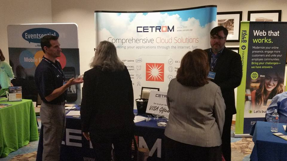 Cetrom Shares Valuable IT Insights with Associations at Fusion 2016